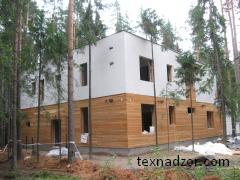 Строительный аудит выполненных строительно-монтажных работ загородного дома
