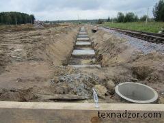 Строительный контроль технадзор нулевого цикла за строительством складского комплекса