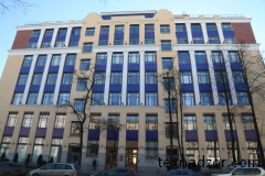 Технический надзор - строительный контроль за строительством бизнес центра БЦ ПетроКонгресс