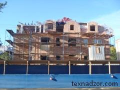 Строительный контроль - технадзор за строительством жилого дома