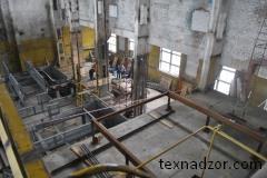 Строительный контроль - технадзор за реконструкцией котельной