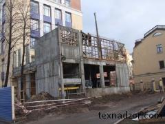 Технический надзор - строительный контроль за реконструкцией Бизнес Центра